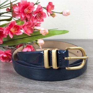 J. Crew Leather Belt